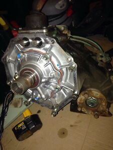4Runner Transfer case