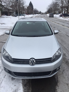 2010 Volkswagen vw Golf Highline