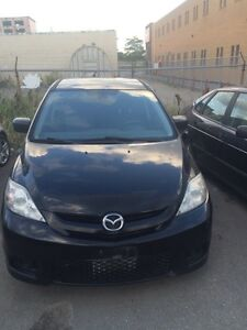 Mazda 5 • Engine Runs but is VERY loud • 200kms