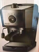 New  Delonghi espresso/ cappuccino  maker