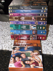 Complete One Tree Hill DVD Seasons 1-9