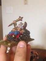 LARGE ogre army/warhammer must sell assp