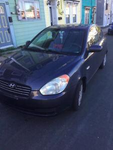 2010 Hyundai Accent Hatchback