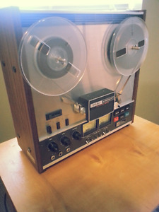 Teac A-3300SX 2T Tape Machine with Unused Tape