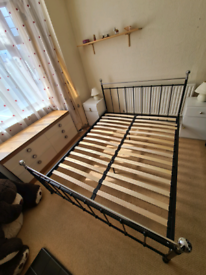 King Bed Frame For Sale