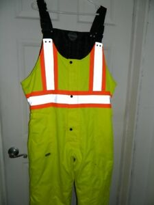 LINED COVERALLS BY FORCEFIELD