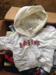 0-3 month sweaters and coat London Ontario image 3