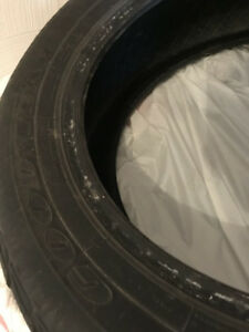 Winter Tire_Used_225/55/R18