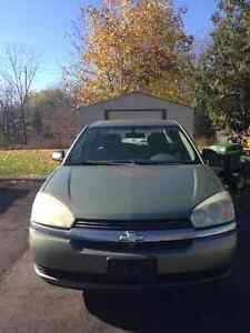 2005 Chevrolet Malibu - AS IS $800 OBO London Ontario image 1