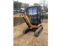 Mini Digger Hire with Operator for any Ground Work or Maintenance - Reliable Friendly Service!