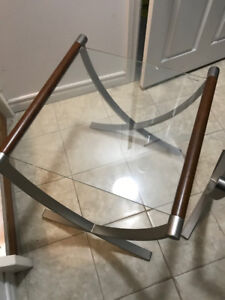 Furniture - Living room centre table and 2 side tables