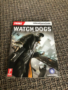 Watch_Dogs Prima Official Game Guide