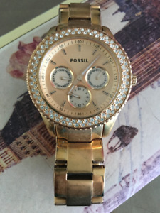 montre / watch Fossil