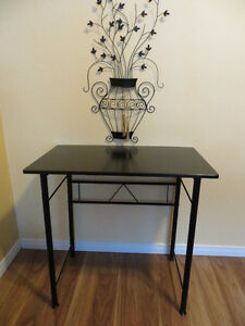CONSOLE TABLE DECORATION and WALL DECORATION