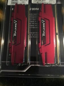 16 GB DDR 4 2133 Ram barely used