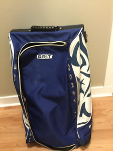 Upright hockey bag, GRIT 30""