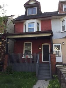 Room for rent in Leslieville available immediately or June 1st.