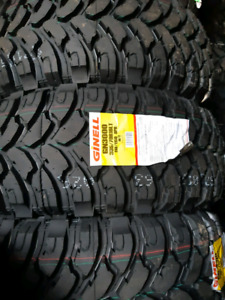 NEW 33s 35s Mud winter RATED TIRES
