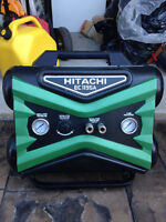 Hitachi Compressor: Fairly New