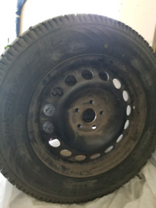 Tires for sale - 2 different sets