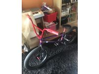 Bsd custom bmx bike with another we the people bike added in for spare parts