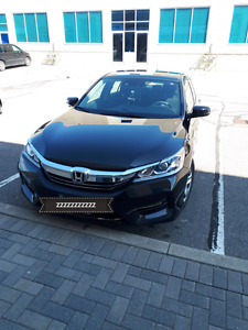 Honda Accord Hybrid lease takeover