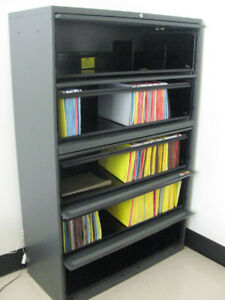 FILING CABINET, LATERAL, LEGAL SIZE