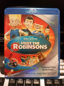 Disney's Meet The Robinsons