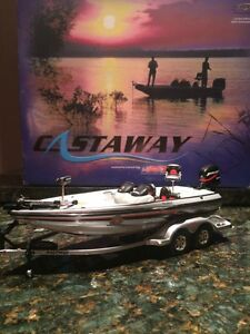 Diecast - Nitro boat West Island Greater Montréal image 1