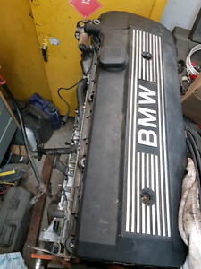 Moteur BMW m54 3.0l