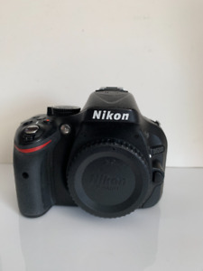 Nikon Digital Camera Body D5200