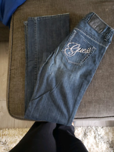 Womens guess Jean's
