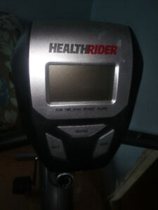 Exercise bike like new only used it twice