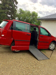 Wheel Chair Ready Dodge Van