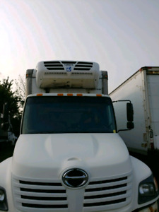 Hino Reefer Truck with SAFETY and EMISSION - for sale