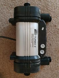 Shower pump Turbo 2