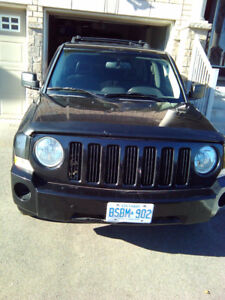 2009 Jeep Patriot SUV, Crossover only 141000 KM