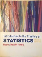 Introduction to the Practice of Statistics 7th Edition
