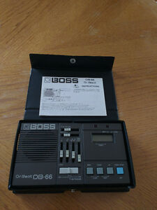 Roland Dr Beat BOSS DB-66 metronome / rythm machine / beat box