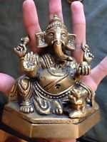Indian Statues/Brass Murti (various sizes)