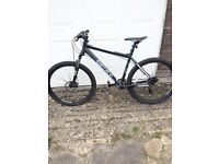 Carrera Vengance 2015 27.5 Mountain Bike With 3yr Warranty