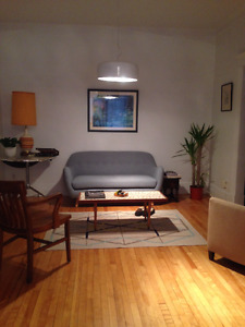 Outremont Sublet
