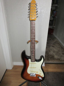 SELL/TRADE!   Fender XII 12 String Electric  CIJ  MIJ