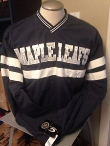 Fall Maple Leaf's pull over jacket.