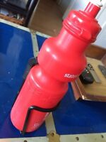 Bicycle Water Bottle with Cage Holder