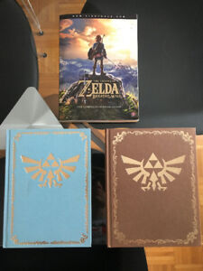 Zelda Official Guide Collector's Edition / Livres Solution