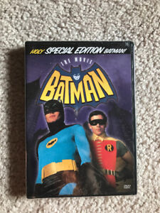 Batman The Movie DVD - 35th Anniversary Edition - never opened