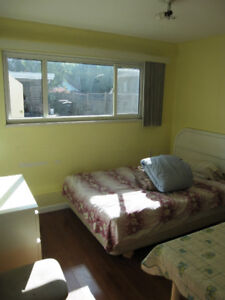 room by SFU Burnaby one bus to downtown, male only