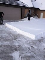 Snow Removal Labourers