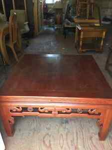 Table Antique importe d'Asie